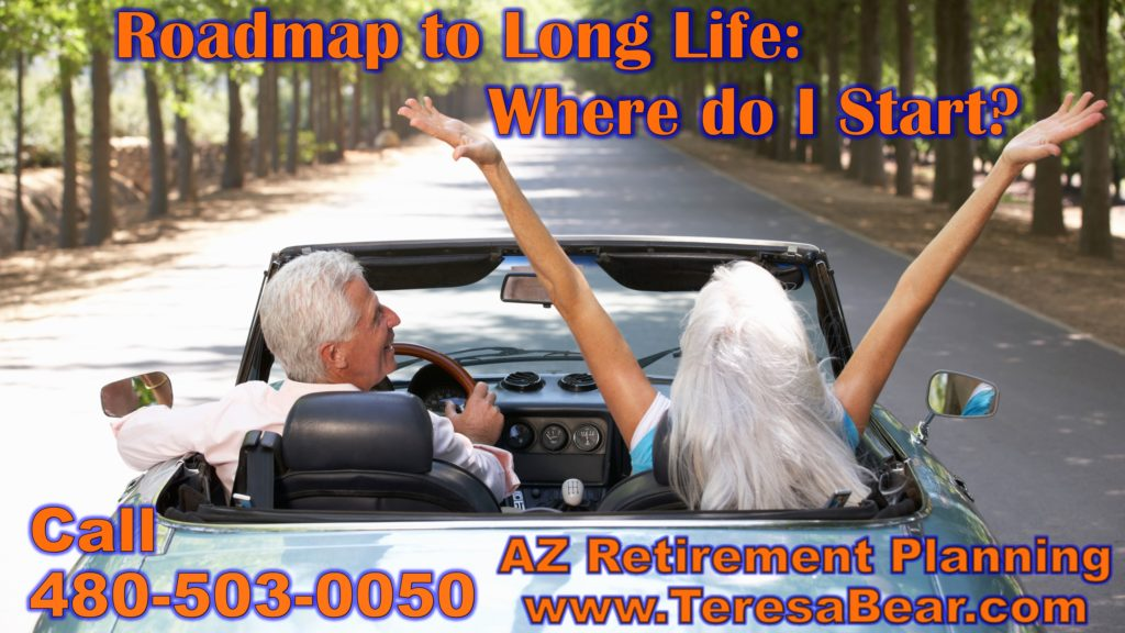Arizona Retirement Planning Help 480-503-0050 www.TeresaBear.com