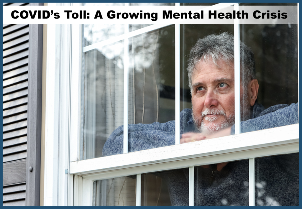 Covid's Toll: A Growing Mental Health Crisis